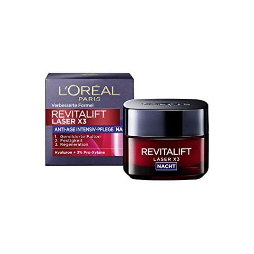L'Oreal Revitalift Laser x3 Nachtpflege