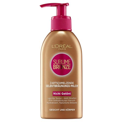 L'Oreal Selbstbräuner Sublime Bronze