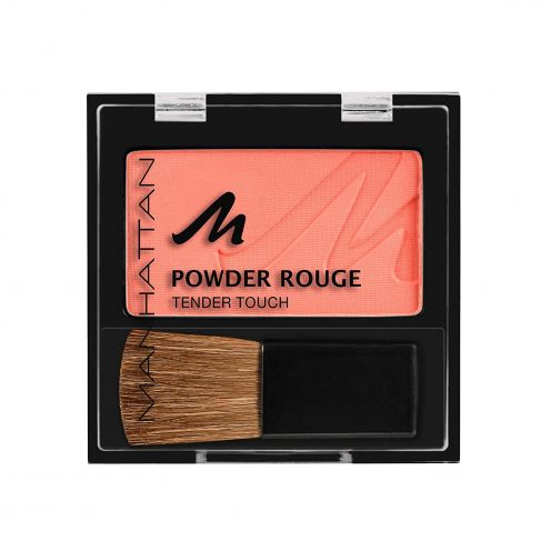 Manhattan Powder Rouge Apricot Blush