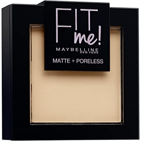 Maybelline Fit Me Matte und Poreless Powder