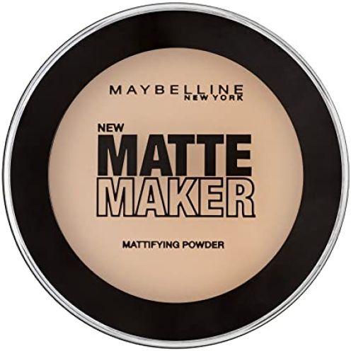 Maybelline New York Matte Maker Puder Nr. 20 Natural Beige