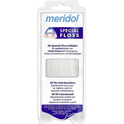 Meridol Special Floss Zahnseide