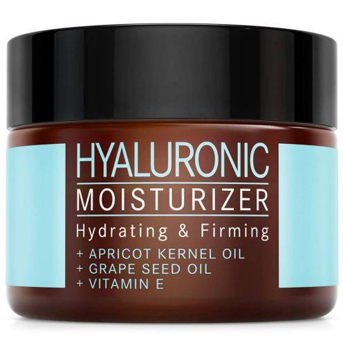 MOTHER NATURE COSMETICS Hyaluronsäure Creme mit Aprikosenkernöl und Vitamin E