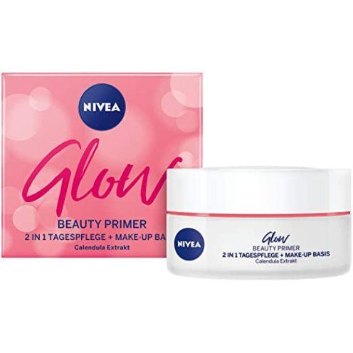 NIVEA Glow Beauty Primer 2 IN 1 Tagespflege
