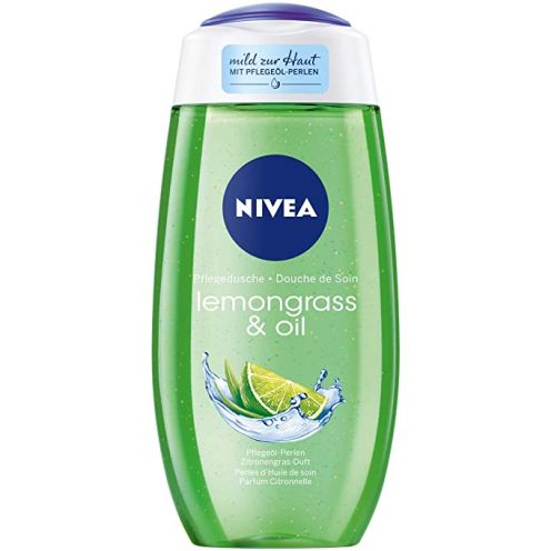 NIVEA Pflegedusche Lemongrass & Oil