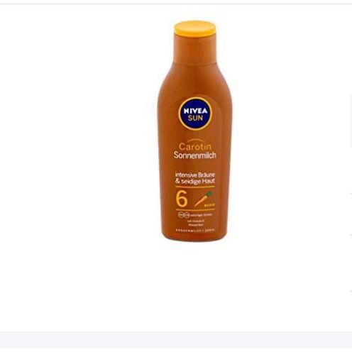 NIVEA Sun Carotin Sonnenmilch