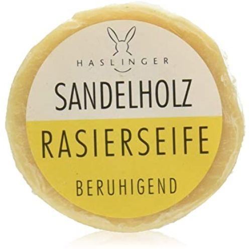 HASLINGER Sandelholz Rasierseife