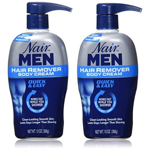Nair Men Hair Removal Body Cream