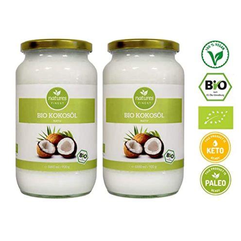 natures FINEST® Bio Kokosöl