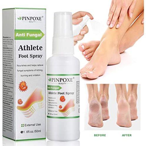 Pinpoxe Antifungal Athlete Food Spray