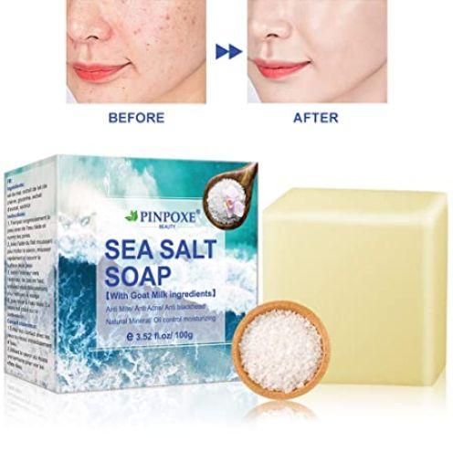 Pinpoxe Handgemachte Seife gegen Akne