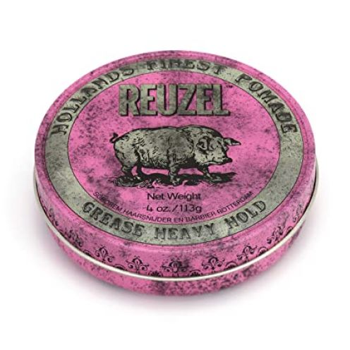 REUZEL Pink Grease Heavy Hold Pomade