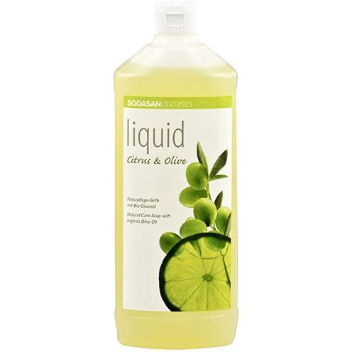 Sodasan Bio LIQUID Citrus & Olive