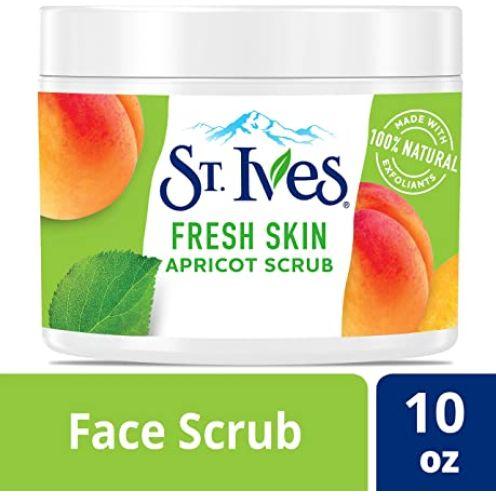St. Ives Apricot Scrub Invigorating