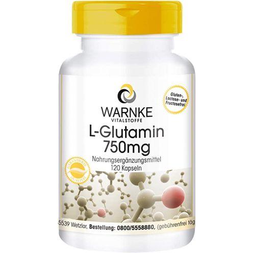 Warnke L-Glutamin Kapseln