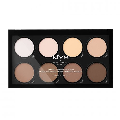 NYX Makeup Highlight & Contour Pro Palette