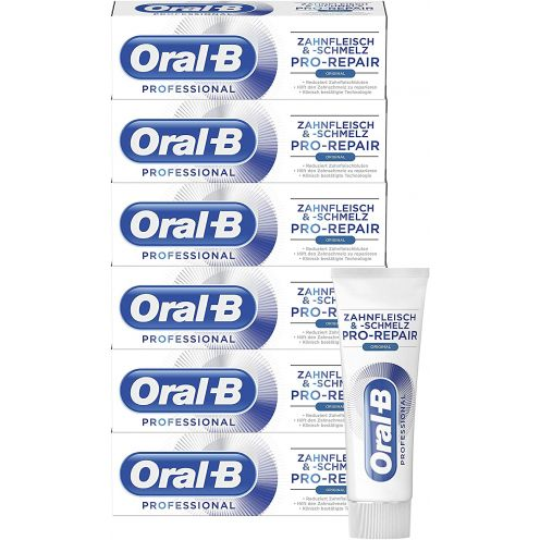 Oral-B Professional Zahnfleisch und -schmelz Pro-Repair  Zahnpasta