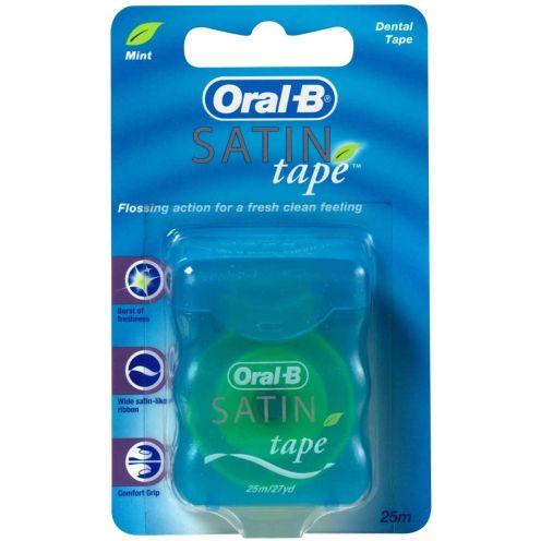 Oral-B SatinTape mint Zahnseide
