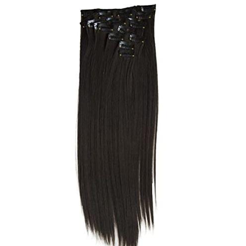 Prettyshop Clip In Extension Haarverlängerung Glatt