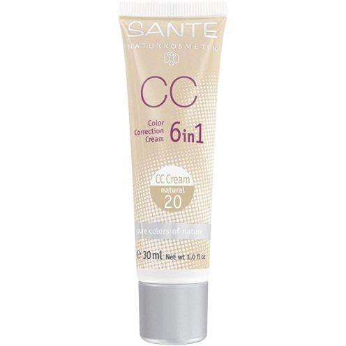 SANTE Naturkosmetik 6in1 CC Cream natural