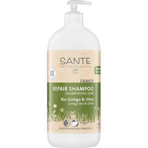 SANTE Naturkosmetik Kur Shampoo Bio-Ginkgo und Olive