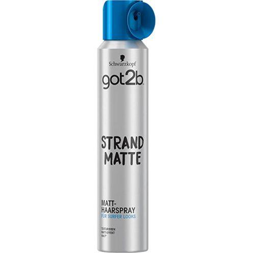 Schwarzkopf Professional got2b Haarspray strand matte