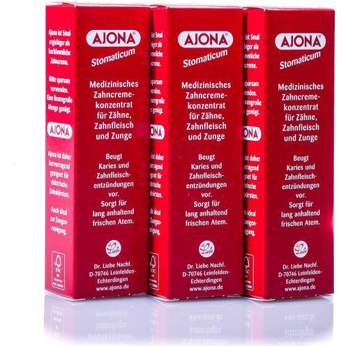 Ajona Medizinisches Zahncreme-Konzentrat