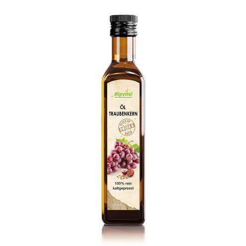 Alpvital Traubenkernöl