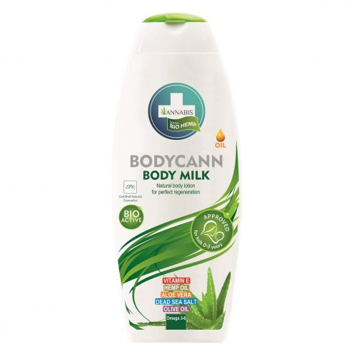 Annabis BODYCANN Body Milk