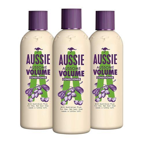 Aussie Aussome Volume Pflegespülung Für Feines, Plattes Haar