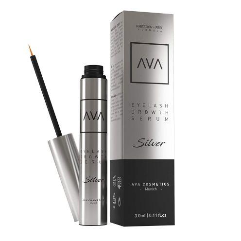 AVA Cosmetics Wimpernserum Silver