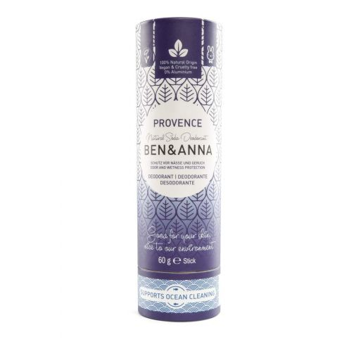 Ben&Anna Deodorant Paperstick Provence