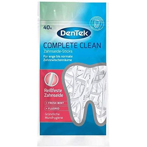 Dentek Complete Clean Zahnseide Sticks