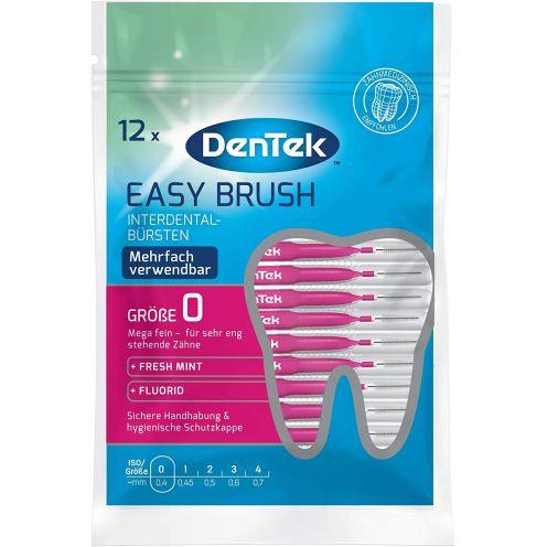Dentek Easy Brush Interdental-Bürsten
