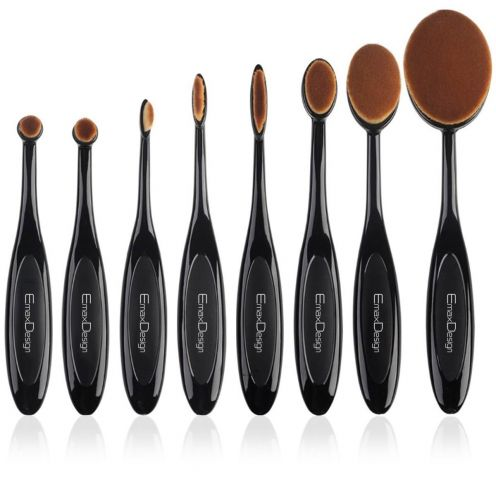 EmaxDesign Make-up Pinsel Set