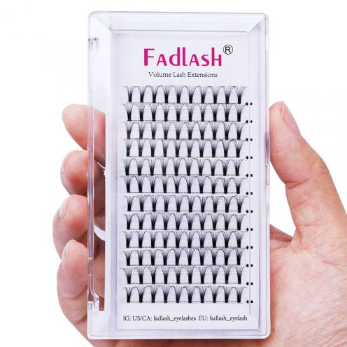 Fadlash Volume Wimpern