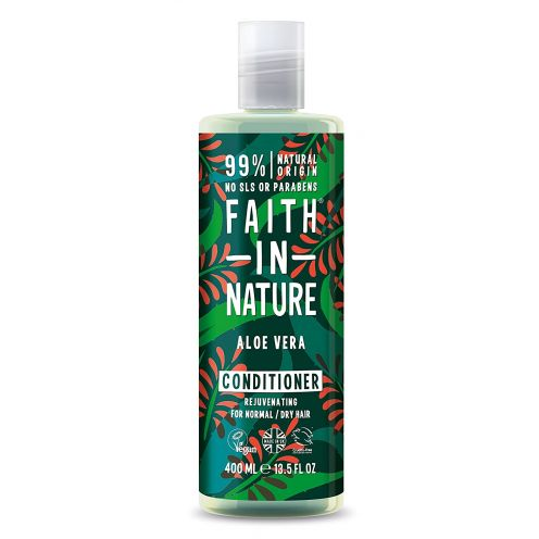 Faith in Nature Natürlicher Aloe Vera Conditioner