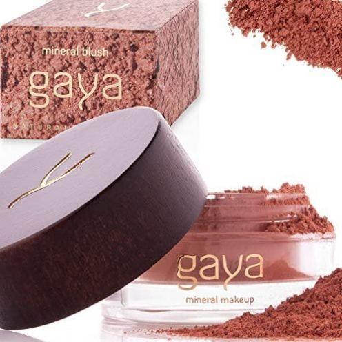 Gaya Cosmetics Mineral Blush Rouge Puder