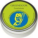 Greendoor Fussbalsam mit BIO Kakaobutter