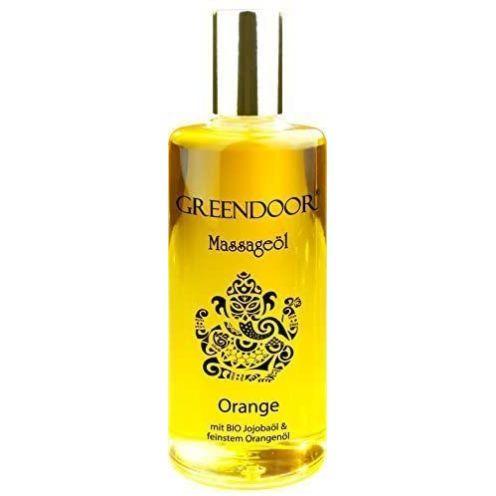 Greendoor Massageöl Orange