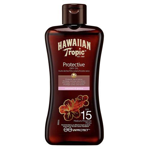 Hawaiian Tropic Protective Dry Oil Sonnenöl LSF 15