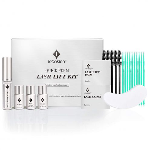 ICONSIGN Wimpernlifting Set