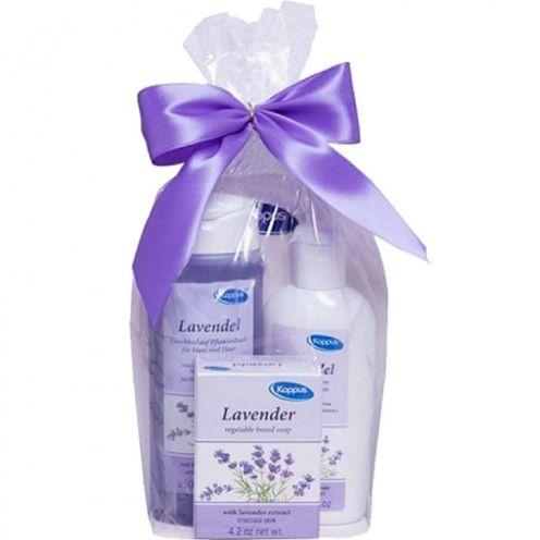 Kappus Geschenkset Lavendel