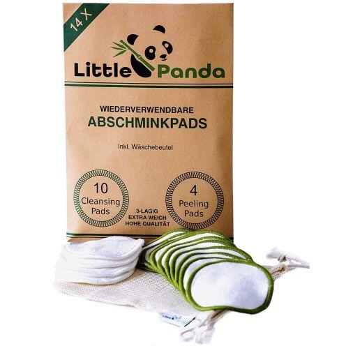 Little Panda Abschminkpads