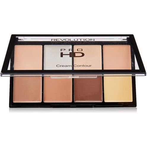 MAKEUP REVOLUTION Ultra Pro HD Cream Contour Palette