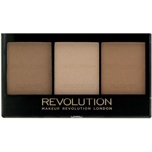 Makeup Revolution Ultra Sculpt & Contour Kit Light-Medium C04