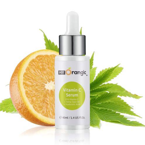 MyOrangic Vitamin C Serum