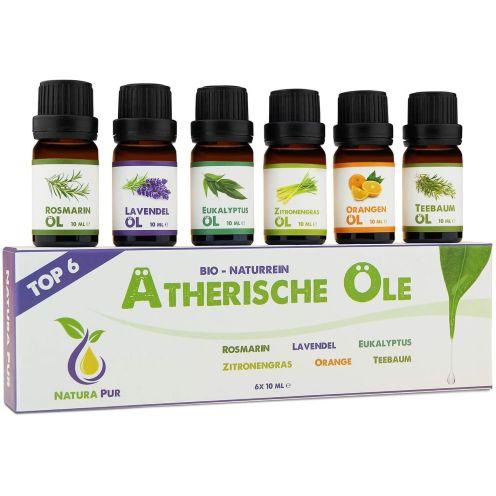 NATURA PUR Ätherische Öle Set