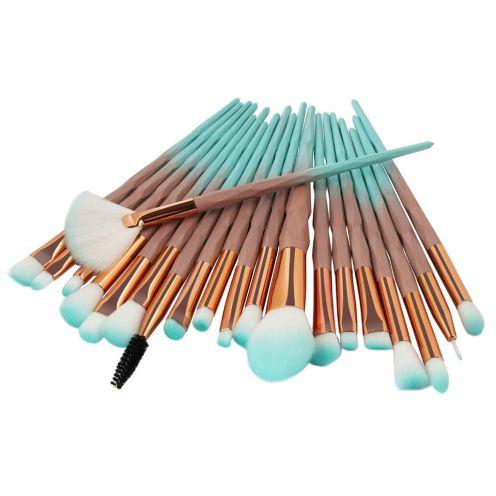 Nincee 20er Premium Schminkpinsel Set