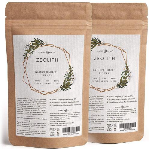 Nordic Pure Zeolith Pulver